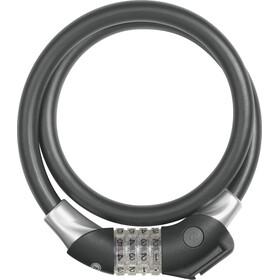 ABUS Raydo Pro 1440/85 Spiralkabelschloss TexKF schwarz